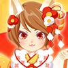 狐神社の新春初詣ガチャ