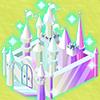 虹色に包まれた氷の王国オブジェガチャ