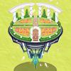 空中庭園の眠り姫オブジェガチャ